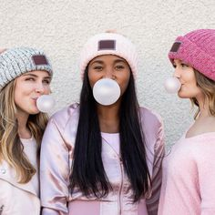 7d8ef1ee We're excited to announce the Blush Pom Release, featuring brand new,  beautiful blush poms!…""