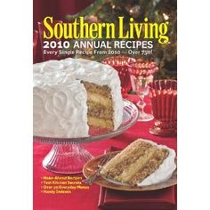 Love Southern Living Annuals.