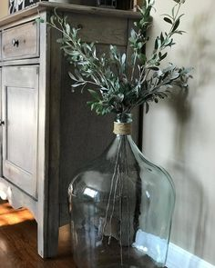 Rustic Home Decor .Rustic Home Decor Home And Deco, Vases Decor, Floor Vase Decor, Cheap Home Decor, Home Remodeling, Farmhouse Decor, Living Room Decor, Sweet Home, Interior Design