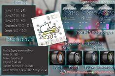 Horarios, datos del circuito, meteorología y neumáticos del GP de Malasia F1 2015