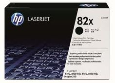 Muc In Hp 82X Black Laserjet Toner Cartridge , Mực in HP 82x Black Laserjet Toner Cartridge
