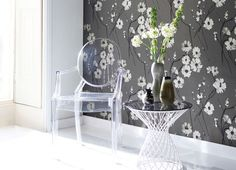 Boutique Wallpaper (source Harlequin) Wallpaper Australia / The Ivory Tower