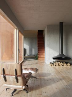 House on the Hill by Studio de.materia