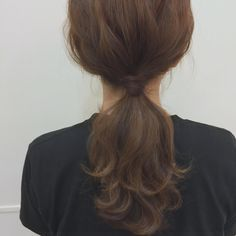 Media?size=l Beauty Care, Hair Beauty, Hair Arrange, Japanese Hairstyle, Mane Attraction, About Hair, All Things Beauty, Hair Designs, Girl Hairstyles