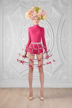Le Royaume Enchanté Haute Couture 2014