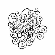 Julia Prajza is an Art Director, Creative Letterer and Muralist based in Toronto. She is always exploring artistic horizons and looking for new creative opportunities. Art Director, Monet, Lettering, Quotes, Quotations, Calligraphy, Qoutes, Letters, Shut Up Quotes