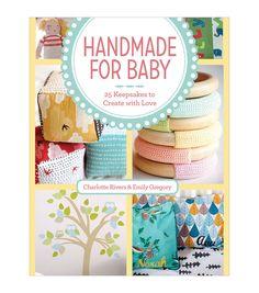 Handmade For Baby Books