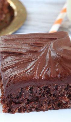 Chocolate Coconut Dessert