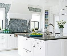 Stupefying Tricks: Backsplash Around Window White Cabinets wood backsplash breakfast bars.Arabesque Backsplash Lowes backsplash around window master bath.Best Backsplash Back Splashes. Modern Kitchen Backsplash, Beadboard Backsplash, Herringbone Backsplash, Kitchen Redo, Kitchen Flooring, Backsplash Ideas, Kitchen Ideas, Rustic Backsplash, Soapstone Countertops