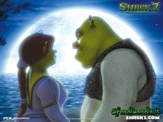 Shrek movies are so great.