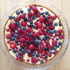 To jest tarta owocowa!