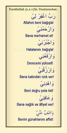 #ayet  corek-otu-yagi.com  Embedded Duaa Islam, Allah Islam, Prayer Verses, My Prayer, Learn Turkish Language, Islamic Dua, Good To Know, Twitter Sign Up, Prayers
