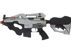 JG Metal GB (Gear Box) Semi/Full Auto Electric Rifle Star Dragon Airsoft BB Gun (Charger Included) firearm weapon soft air PrimaU AE-8801-T:Amazon:Sports & Outdoors
