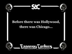 Before there was Hollywood, there was Chicago. Help us save one of the world's first and last silent film studios. Film Making, Film Studio, Silent Film, Vintage Hollywood, Studios, Campaign, Art Deco, Bohemian, History