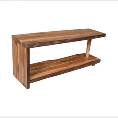 Timber TV Unit - Rustic Recycled