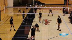 If you're looking to improve your players' passing skills, adopt this serve and receive drill shared with us from Oregon State University!