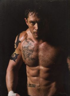 Tom Hardy~ wow
