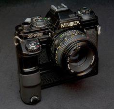Analoge Photographie - Analogue Photography Minolta X-700 http://www.missoulaphotoschool.com/