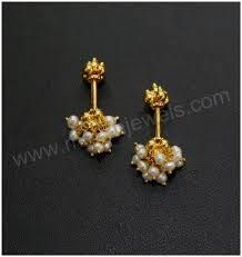Image result for bugadi earrings Fancy Earrings, Indian Earrings, Gold Earrings, India Jewelry, Temple Jewellery, Ethnic Jewelry, Gold Jewelry Simple, Indian Wedding Jewelry, Jewelry Patterns