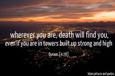 Quran Quote on Death