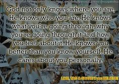 Gods Knows You