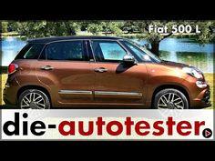 Der Fiat 500L ist ein geräumiges und vergleichsweise günstiges Transportmittel für die Familie oder jedwede Freizeitaktivitäten. Mit der aktuellen Modellplfege erhält der 500L nicht nur viel neue Technik sondern wurde auch optisch überarbeitet. Was die Neuauflage des italienischen Raumwunders zu bieten hat zeugt mein Fahrbericht aus München mit dem fünfsitzigen Fiat 500L Urban. Quelle: http://ift.tt/1ISU4Q3  Gerne kannst Du unsere Videos kostenlos auf Deine Seite/Channel hochladen oder…