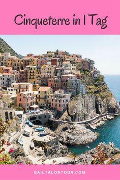 Tipps für deinen Ausflug in die Cinqueterre. Alle Infos zu den 5 ligurischen Dörfern und einem Besuch von La Spezia und Levanto