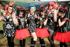 The Lounge Kittens   Download Festival 2015