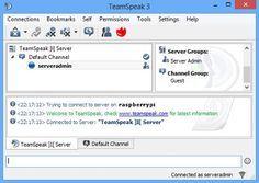 Raspberry Pi Teamspeak 3 Server