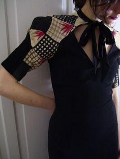 Ossie Clark w/Celia Birtwell print dress