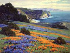 california impressionist painters - Google Search
