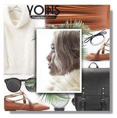"""Yoins"" by jiabao-krohn ❤ liked on Polyvore featuring Elwood, Fallon, NDI, Illesteva, yoins, yoinscollection and loveyoins"