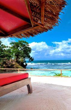 Sit back and enjoy Jamaica