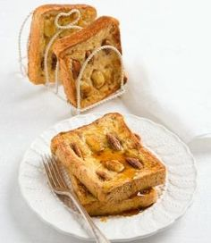 Pecan and Banana French Toast recipe | In Season | Food | MiNDFOOD by wilda