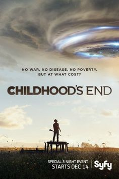 Yonomeaburro: Childhood's End (Syfy). Charles Dance, de Juego de...