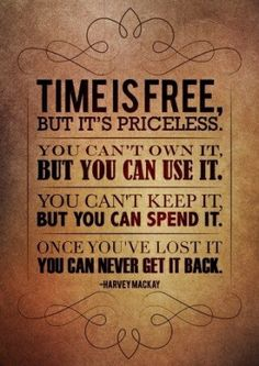 Time #quotes