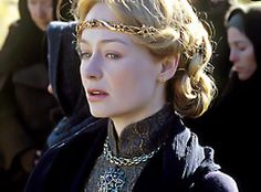 Eowyn at Theodred's funeral in Lord of the Rings: The Two Towers