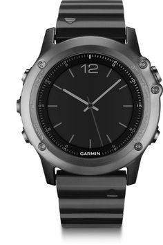 Garmin Fenix 3 Sapphire GPS Watch - REI.com