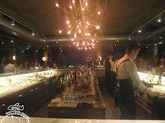 De Blog para Blog: Inauguração do Restaurante Seen na Travel Week 2017