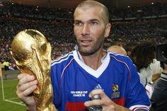 Portrait of an icon: Zinedine Zidane - Zinedine Zidane, World Cup Champions, Uefa Champions League, Football Soccer, Football Players, Basketball, Uefa European Championship, Coach Of The Year, Famous Sports