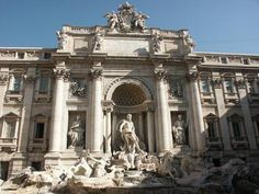 Our self-guided tour of ancient Rome sites includes the Colosseum, Roman Forum, and Palatine Hill. Visit the Trevi Fountain and the Pantheon in Rome.