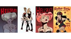 HellSkate: Roller Derby Queens and Horror Combined for a Bloody Good Time