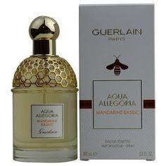 Aqua Allegoria Mandarine-basilic By Guerlain Edt Spray 3.4 Oz