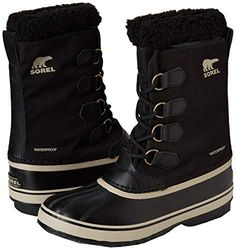 Sorel - Men's 1964 Pac Nylon Snow Boot for Winter - Shoosly Snow Boots, Winter Boots, All Weather Boots, Sorel Boots, Apres Ski, Waterproof Boots, On Shoes, Footwear Shoes, Winter Fashion