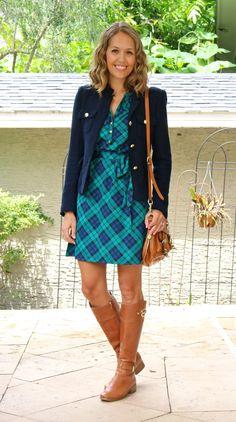 Fall Fashion with Mud Pie