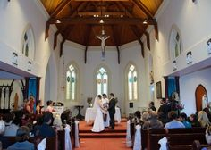 Wedding at St Patrick's, Lilydale #wedding #weddingphotography #melbourne #millgrovephotography http://www.millgrovephotography.com.au/ballara-receptions-ruth-anthony/