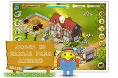 Juegos de granja para Android gratis - 10 juegos gratis para construir granjas #juegos #Android #granjas