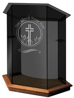 Church Furniture Store - Foundation Glass Pulpit…
