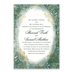Find beautiful full-color wedding invitations with real foil at Invitations by Dawn like this Botanical Silhouettes invite. Wedding Card Design, Wedding Cards, Romantic Nature, Foil Wedding Invitations, Reception Card, Foil Stamping, Response Cards, Home Wedding, Ink Color