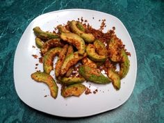 My Avocado fries Actifry recipe